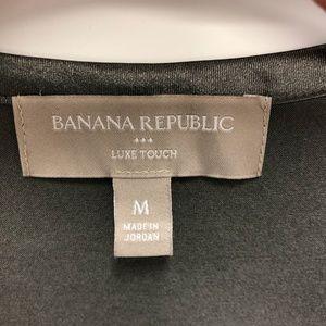 Banana Republic Tops - ✅ Banana Republic Luxe Touch Tee Size Medium